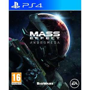 Mass Effect Andromeda (PS4) voor €39,99 @ GameResource / AllYourGames