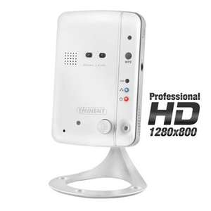 Eminent EM6250HD Easy Pro View HD IP Camera voor €99 @ Informatique