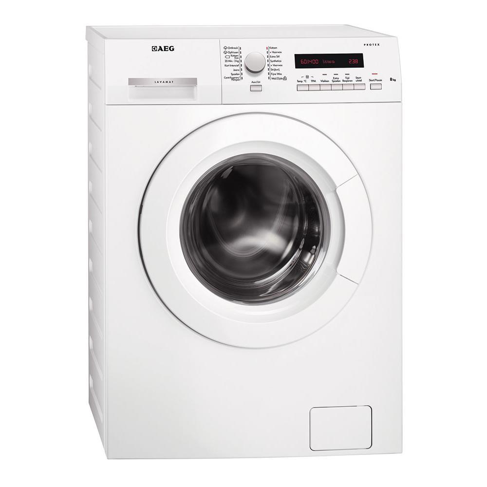 AEG L73484NFL wasmachine voor €399 @ BCC