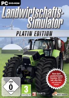 Gratis game Farming Simulator 2011 t.w.v €9,99 door code @ McGame