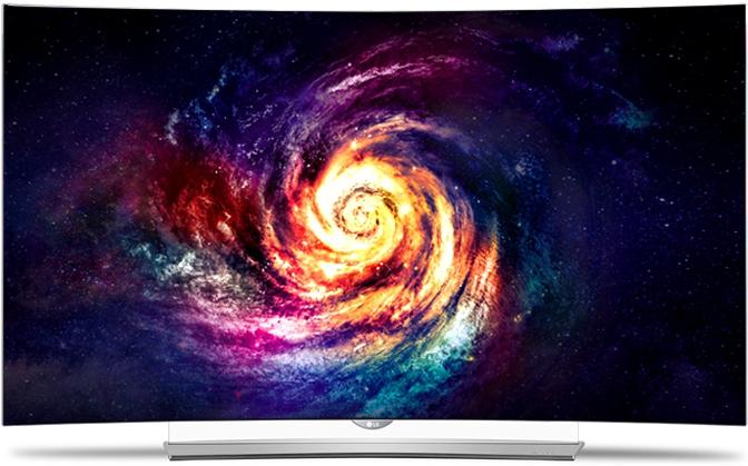LG OLED 55EG960v curved 3D 4K TV @ Hofma.nl