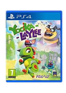 Yooka-Laylee (PS4/ONE) @ Base.com