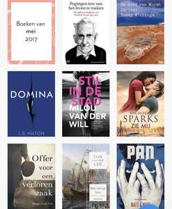 Gratis 8 e-books via bookchoice