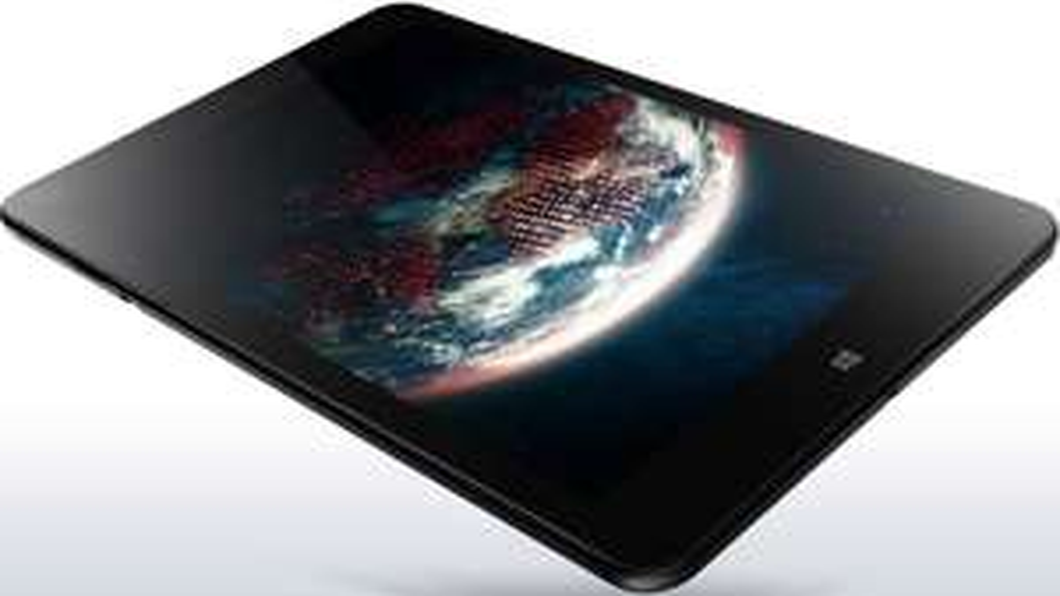 Lenovo ThinkPad 8 64GB LTE (20BN002RGE) voor € 278,99 @ Cyberport.de