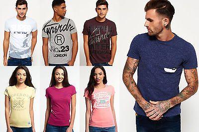 Superdry shirts voor €17,95 @ Ebay