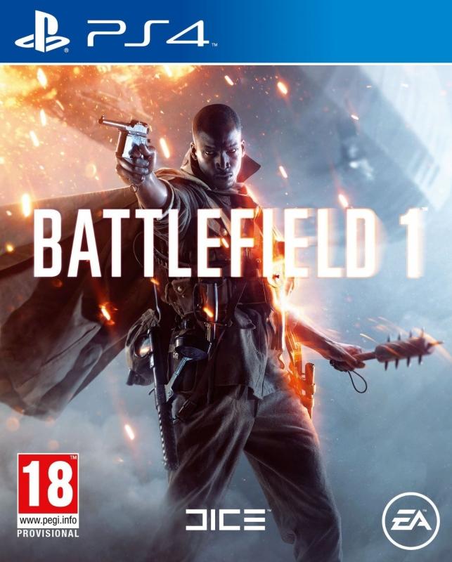 Battlefield 1 (XONE, PS4, PC) voor €38 @ Nedgame