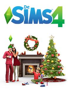Sims 4 feestdagenpakket DLC gratis @ Origin