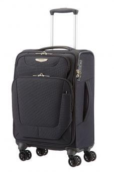 Samsonite Spark SNG Spinner 55 black Zachte koffer voor €119 @ Kofferexpress24.de