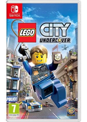 LEGO City Undercover (Nintendo Switch) voor €36,22 @ Base.com