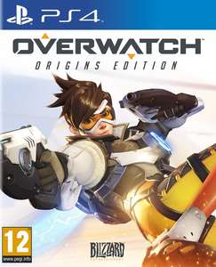 Overwatch: Origins Edition PS4/Xbox one/PC @ Bol.com