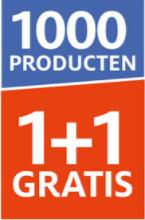 [UPDATE] 1+1 GRATIS op 1000 artikelen - o.a. Pampers + ALLE zonbescherming @ Etos