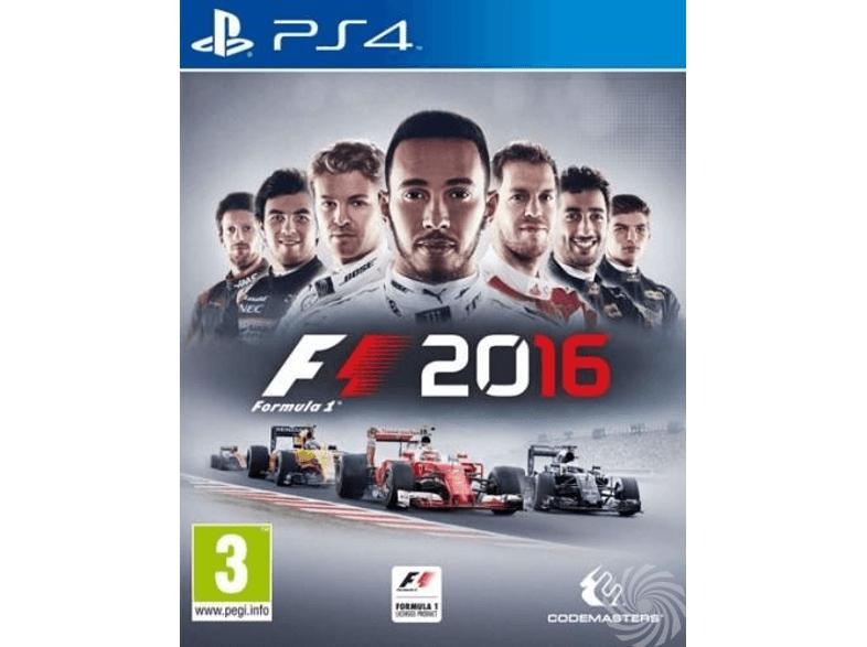F1 2016 PS4/One/PC @ Mediamarkt en Bol