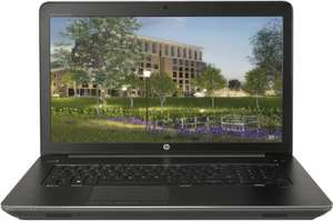 HP Zbook 17 G4 Y6K24ET mobiel workstation voor €2.103,95 @ Megekko