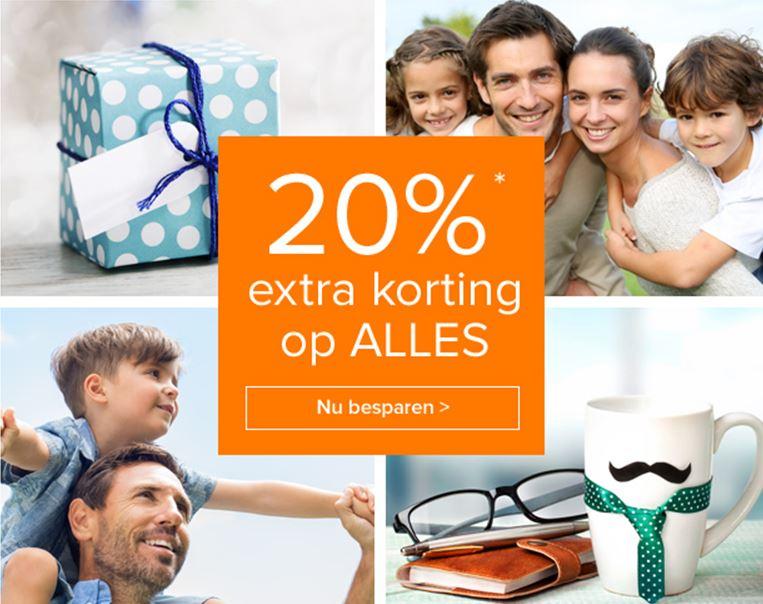 Vandaag 20% extra korting + 10% met code @ Dress for Less