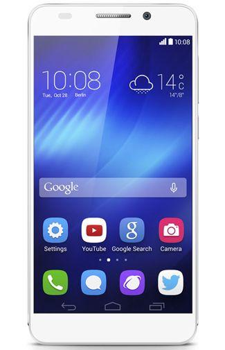 Honor 6 16GB + BEN 2 jaar 100 sms/bel voor €225,94 @ Belsimpel