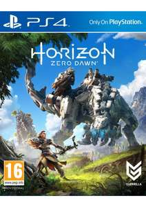 Horizon: Zero Dawn (PS4) voor €36,99 @ Simplygames