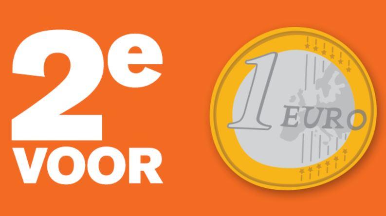 2e Artikel €1 - 2.000+ artikelen @ Holland & Barret