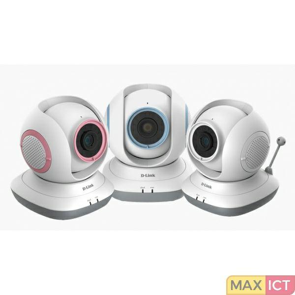 D-Link DCS-855L WiFi Babymonitor @ Maxict