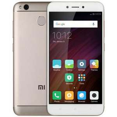 Xiaomi Redmi 4x Global met (LTE Band 20) bij Gearbest