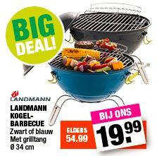 Landmann Kogel-Barbeque @ Big Bazar