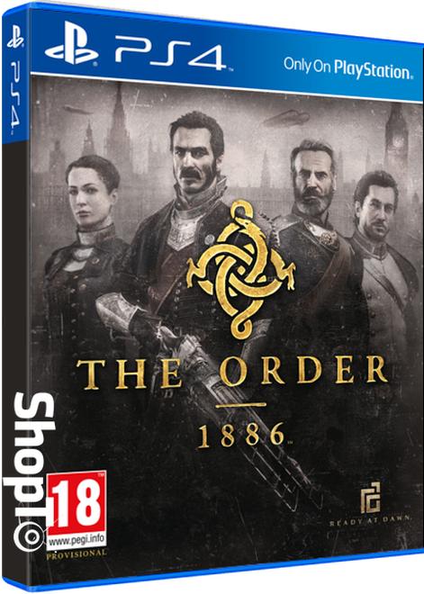 The Order: 1886 (PS4) voor €16,76 @ Shopto.net