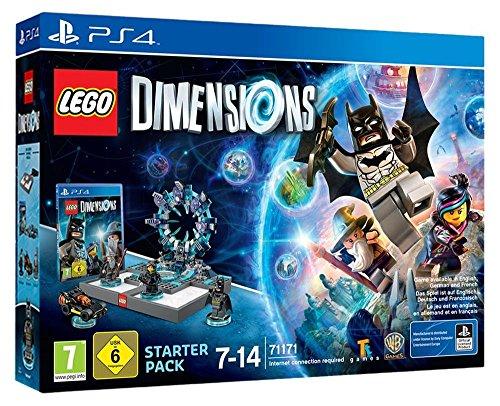 LEGO Dimensions Starter Pack (PS4) voor €31,05 @ Amazon.de