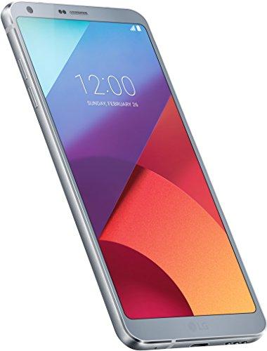 LG G6 (zilver) voor €490,71 @ Amazon.it