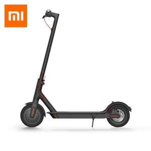 [Update] Xiaomi M365 Folding Electric Scooter voor €274,28 @ Gearbest