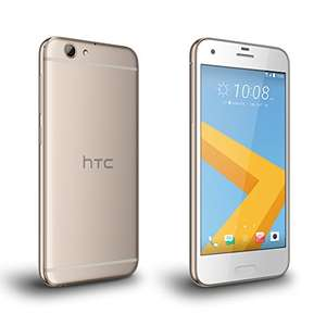 HTC One A9s wit/goud voor 171,84 (161,84 met code) @ Amazon.de