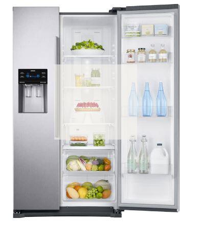 Amerikaanse koelkasten in de aanbieding @ Bol.com