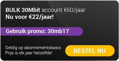 30Mb Usenet €22/jaar @ Bulknews