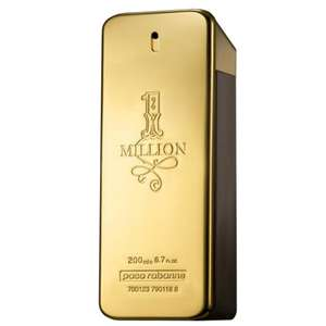 Paco Rabanne 1 Million 200ml Eau de Toilette Spray @ Iciparisxl.nl