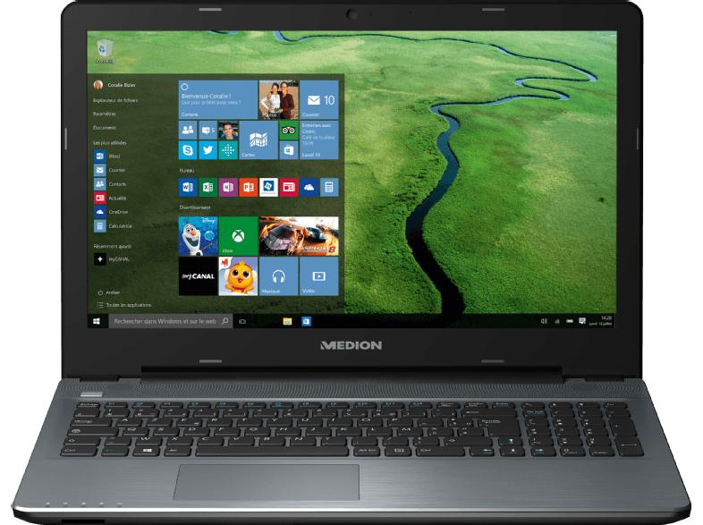 Medion Akoya P6667 (30020936, Qwerty) Laptop voor €549 @ Media Markt