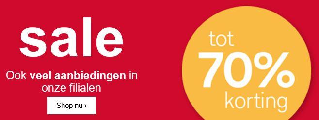 [UPDATE] Sale met tot 70% korting + 10% extra met code @ C&A