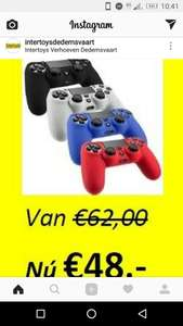 Playstation 4 Controller @ Intertoys