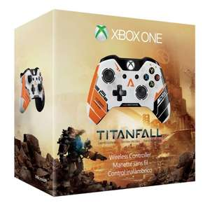 Titanfall Official Xbox One Controller voor € 46,52 @ TheGameCollection