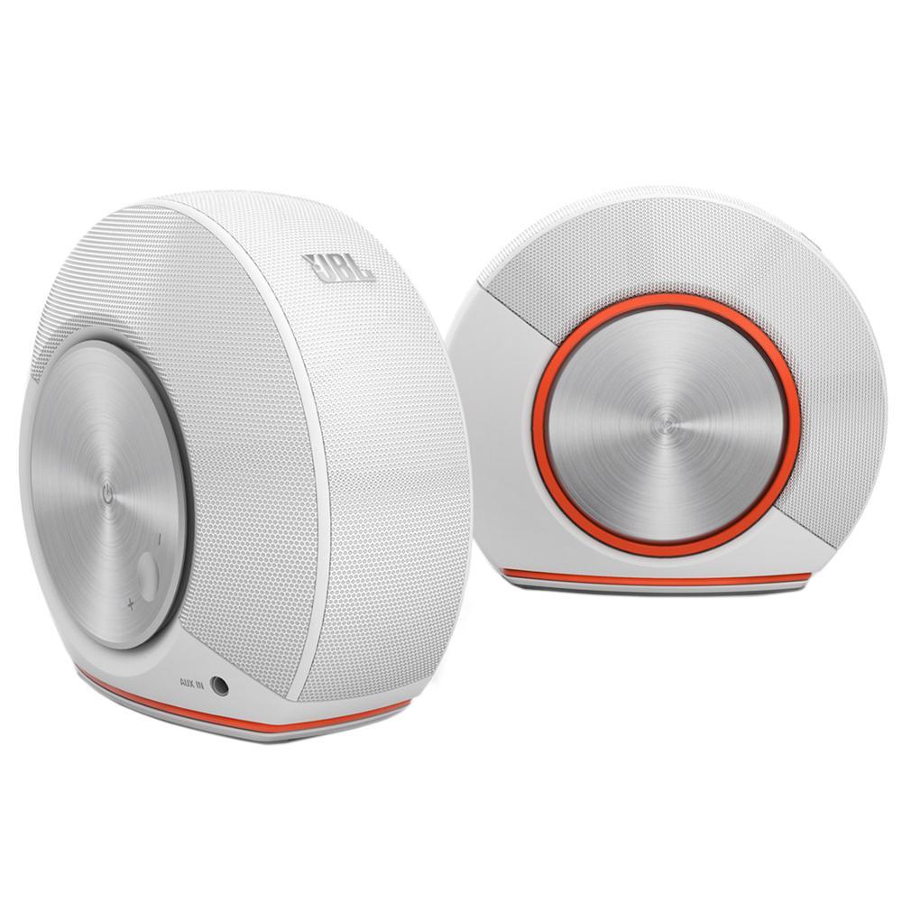 JBL Pebbles Speakers (wit) voor €28,- @ Paradigit