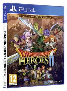 Dragon Quest Heroes 2 Explorer's Edition (PS4) voor €34,09 @ Amazon.fr