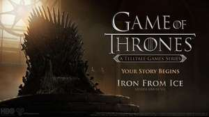 Game of Thrones - Episode 1: Iron from Ice (Xbox One) voor €2,50 @ Xbox Live