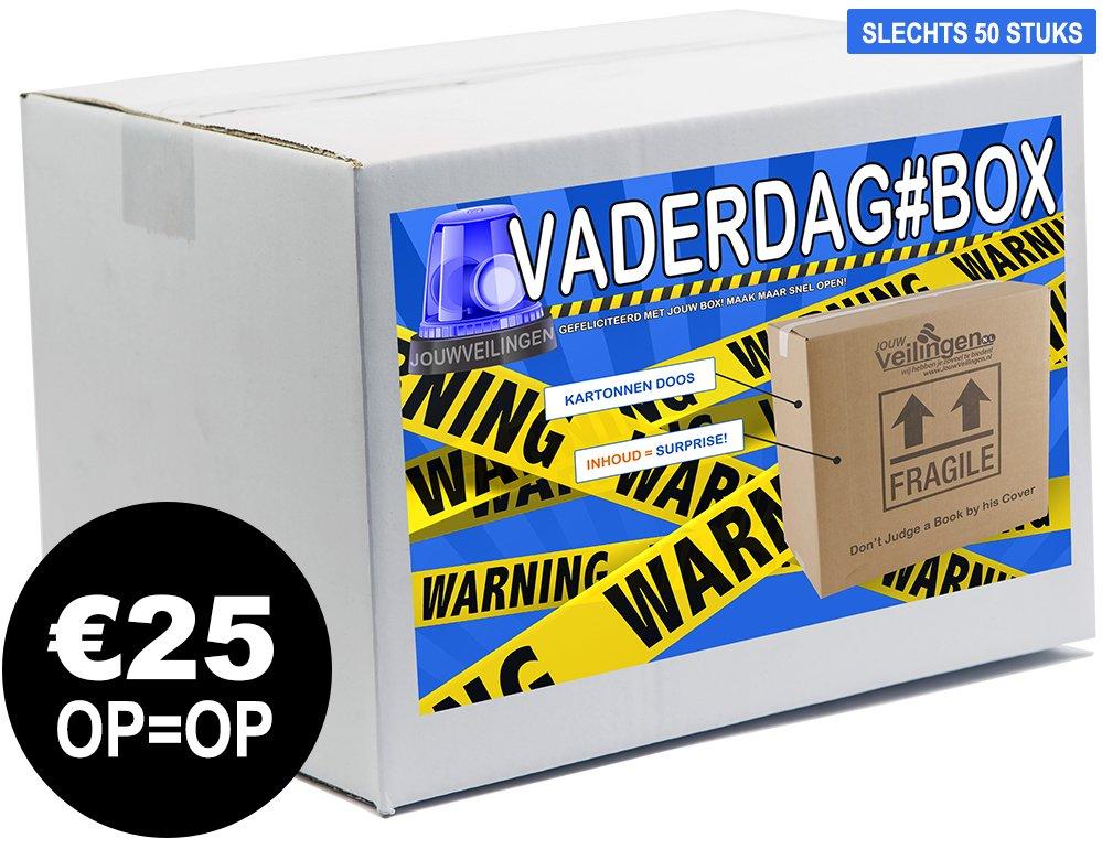 Vaderdag Box  voor €25 excl. @ Jouwveilingen