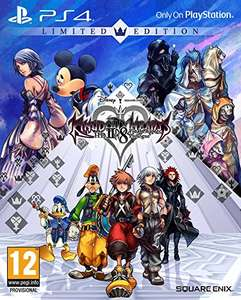 Kingdom Hearts HD 2.8 Final Chapter Prologue Limited Edition @ Amazon.fr