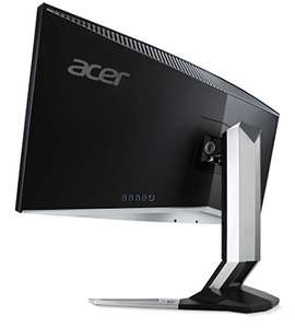 "Acer Predator XZ350CU 35"" gaming monitor 2560x1080 (VA, 4ms) Zilver/Zwart @ Amazon.it"