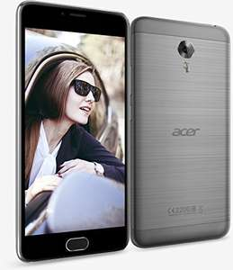 "Acer Liquid Z6 Plus 5.5"" FHD IPS 3GB/32GB Grijs @ Amazon.de"
