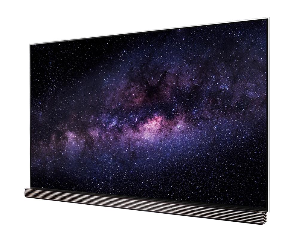 "LG 77"" Ultra HD OLED tv (2,57mm dik) voor €14.999 @ PlatteTV"