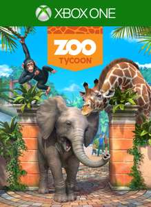 Zoo Tycoon (Xbox One) gratis voor Xbox Live Gold members @ Xbox Store Japan