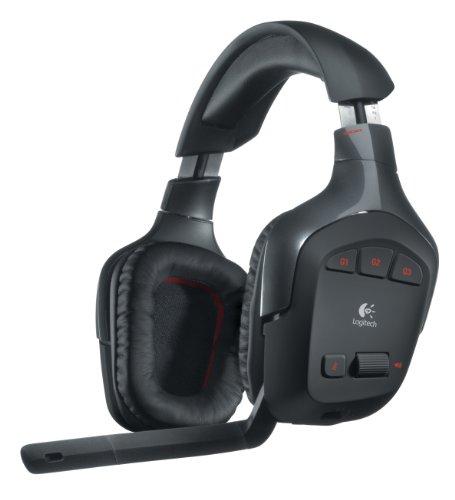 Logitech G930 Wireless Gaming Headset [Amazon.uk] voor €50,93