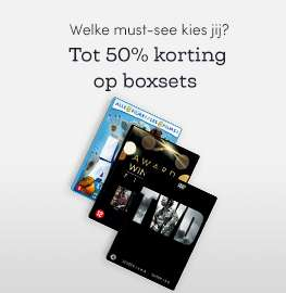 Tot 50% korting op Boxsets @eci.nl