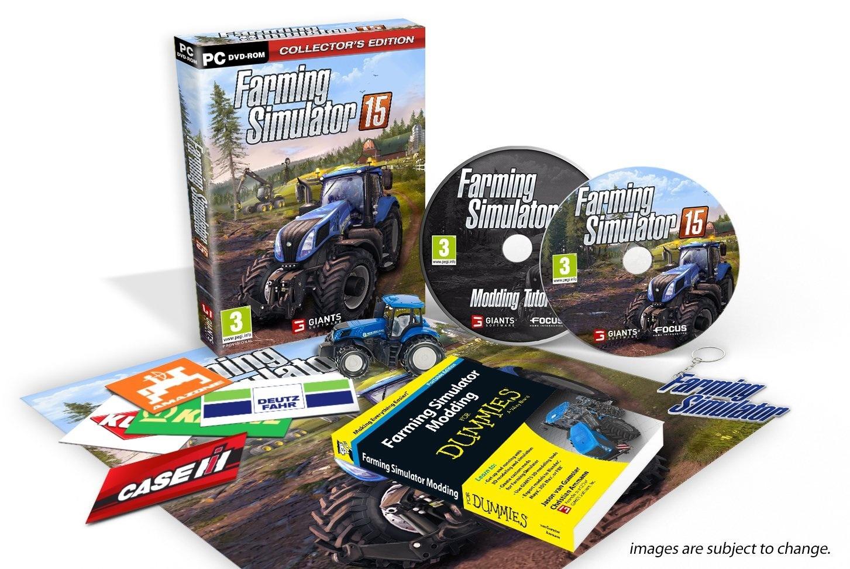 Farming Simulator 2015 Collectors Edition (PC) door code voor €27,49 @ Bol.com