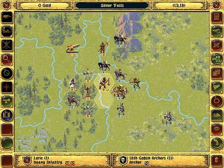Fantasy General gratis op GOG