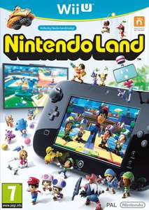 Nintendo Land (Wii U) game voor €10,15 @ Shopto